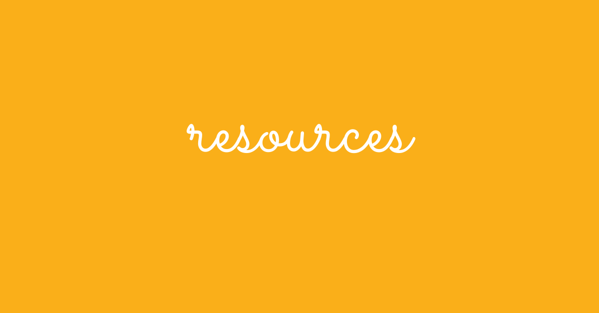 Resources Featured Image